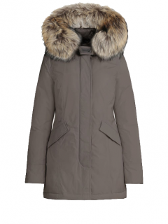 Luxury Arctic Parka Urban Grey