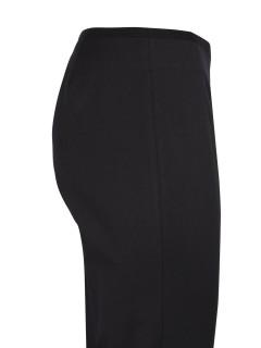 Pantalón negro grosgrain